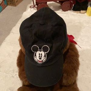🌻3/$10 Disney Baseball Mickey hat size small